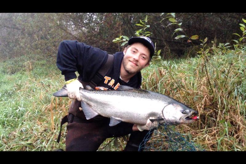 Fish gallery bobber down steelhead jigs for Bobber fishing for steelhead
